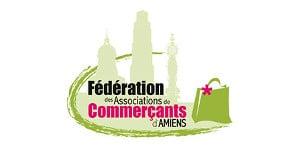 Logo Commerçants Amiens