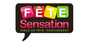 Logo Fête Sensation