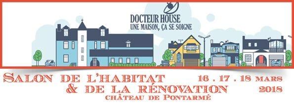 salon de l'habitat et de la rénovation - chateau de Pontarmé 2018
