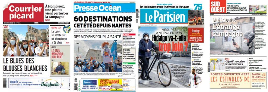 Presse régionale